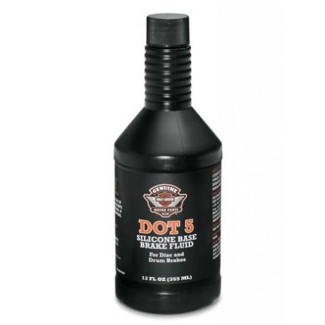 Brzdová kapalina pro Harley Davidson - Dot 5