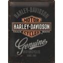 Harley-Davidson Genuine 30x40cm
