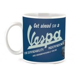 """Vespa """"Get Ahead"""""""