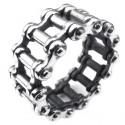 Prsten ve tvaru řetěz na motorku