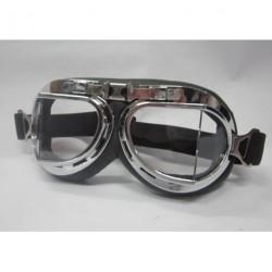 Brýle Old School čirá skla